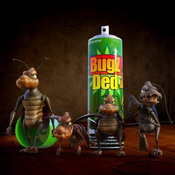 Les insectes plus résistants aux insecticides