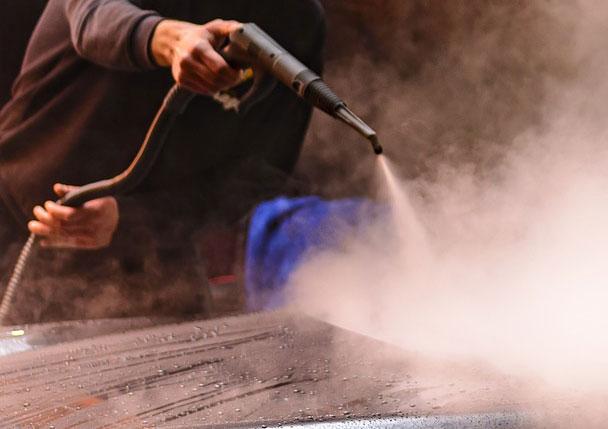 éliminer punaises de lit par la vapeur