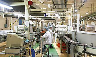 Standards d'hygiène et de propreté dans le secteur d'industrie