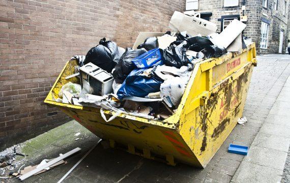 déchets attirent les rats dans Bruxelles